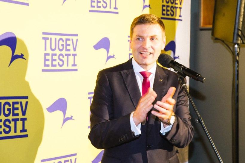 Hanno Pevkur plaanitavast pensionitõusust: see paistab suure illusioonina
