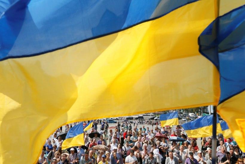 Ukraina eemaldas Eesti madala maksumääraga riikide nimekirjast
