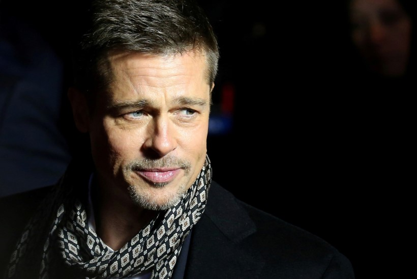 Superstaar Brad Pitt moosib naisi salanime all