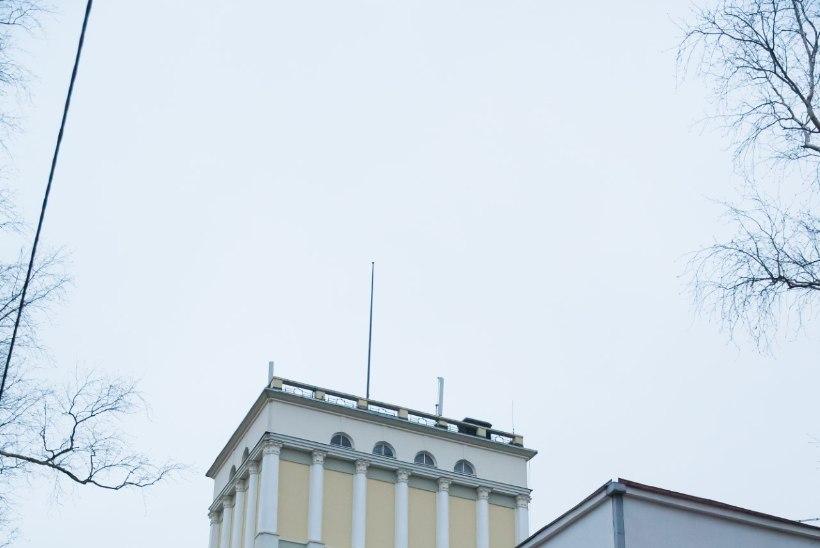 Tartu veetornil hakkab peagi lehvima Eesti lipp