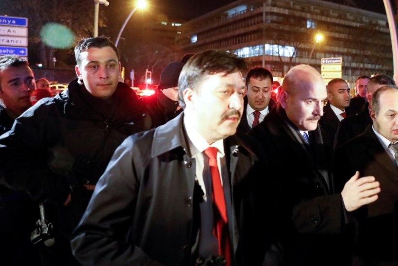 Türgi minister käskis politseil murda narkodiilerite jalad
