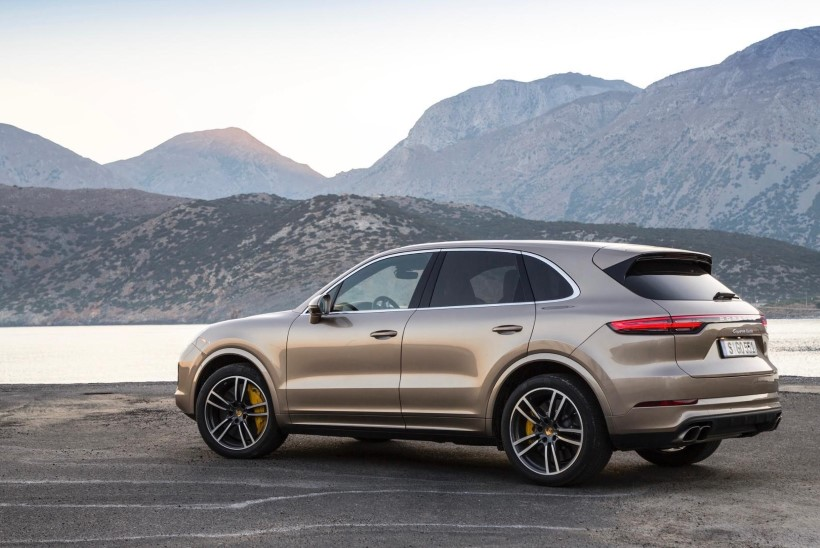 Uus Porsche Cayenne – kiirem, kergem ning mitte enam varumees