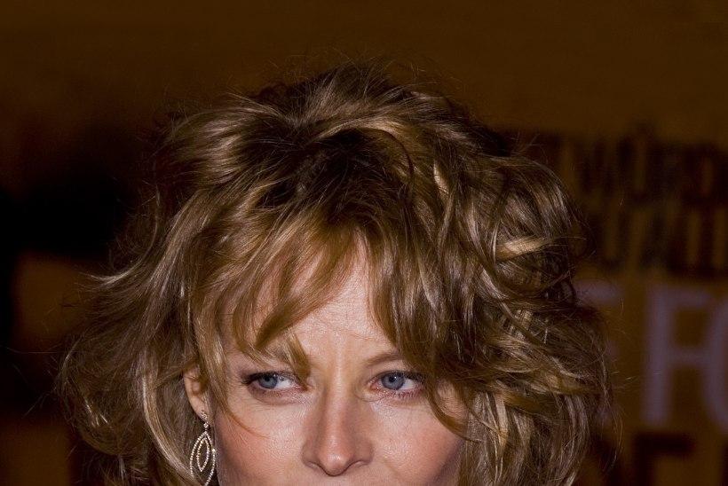 "Jodie Foster materdab superkangelaste filme - ""Rämps!"""