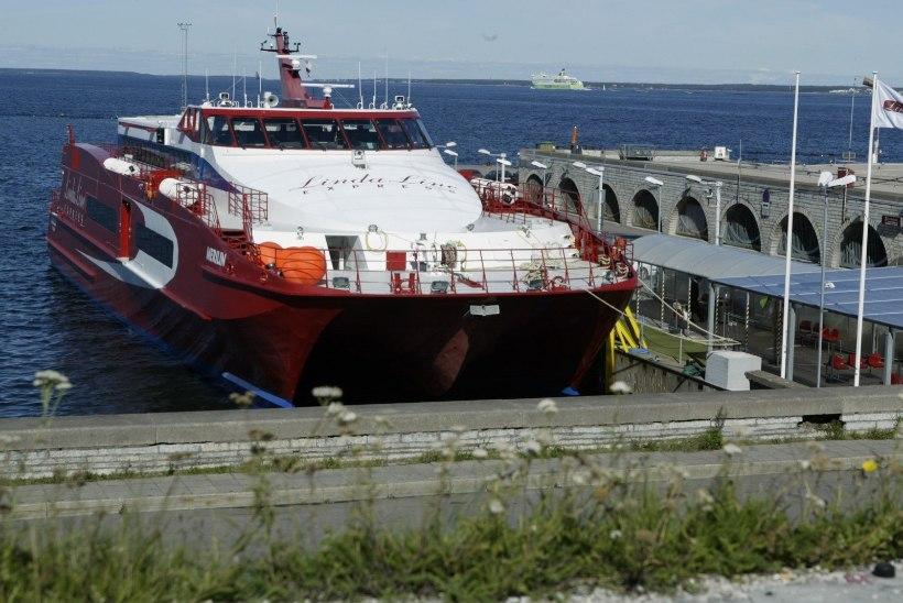 Segaste omandisuhetega Lindaliin igatseb uut laeva