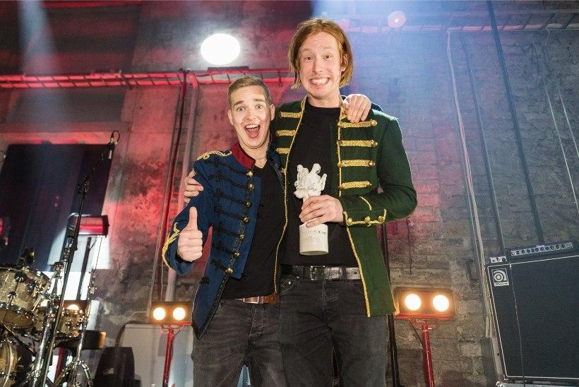 Noortebändi võitja Rainer Ild lõi käed maineka Taani plaadifirmaga