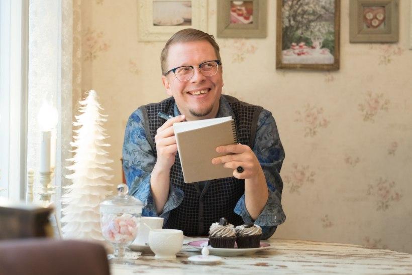 """Mika Keränen: """"Mulle meeldib mõelda end eesti lapseks. Äkki ma kirjutangi endale eesti lapsepõlve?"""""""