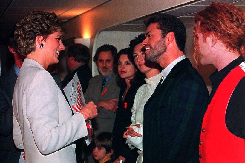 Raamat: printsess Diana oli George Michaelisse armunud