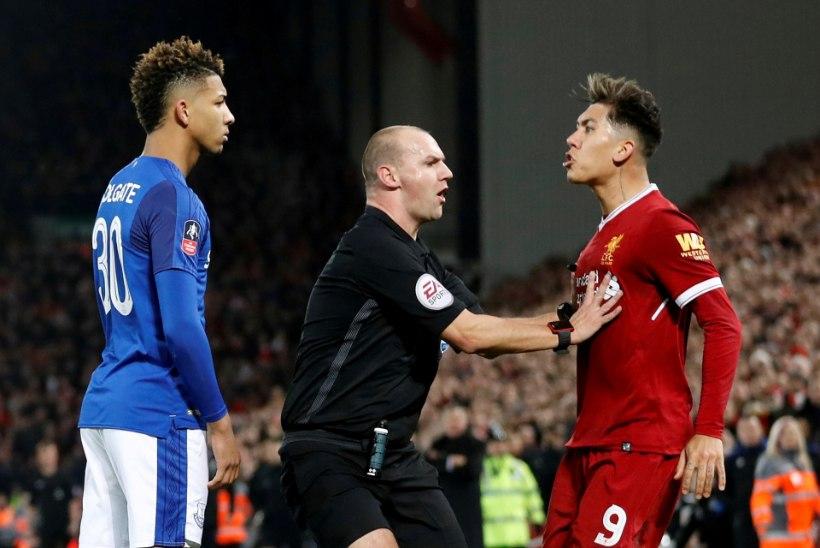 Liverpooli meeskonna tähtmängijat süüdistatakse rassismis
