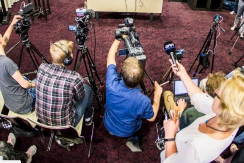 Eesti tippsportlaste ja ajakirjanike karmid vastuolud – kuidas viia suhtlemine endisele heale tasemele?