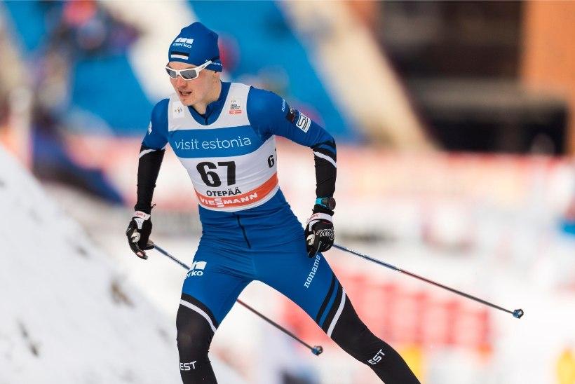 Tammjärv Tour de Ski rängast lõpust: oli tunne, nagu jahimehed oleks taga
