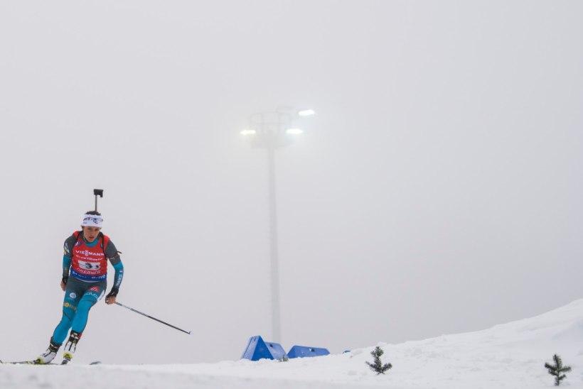 KAHJU! Eesti koondis ülirasketes tingimustes peetud teatesõidus finišisse ei jõudnud