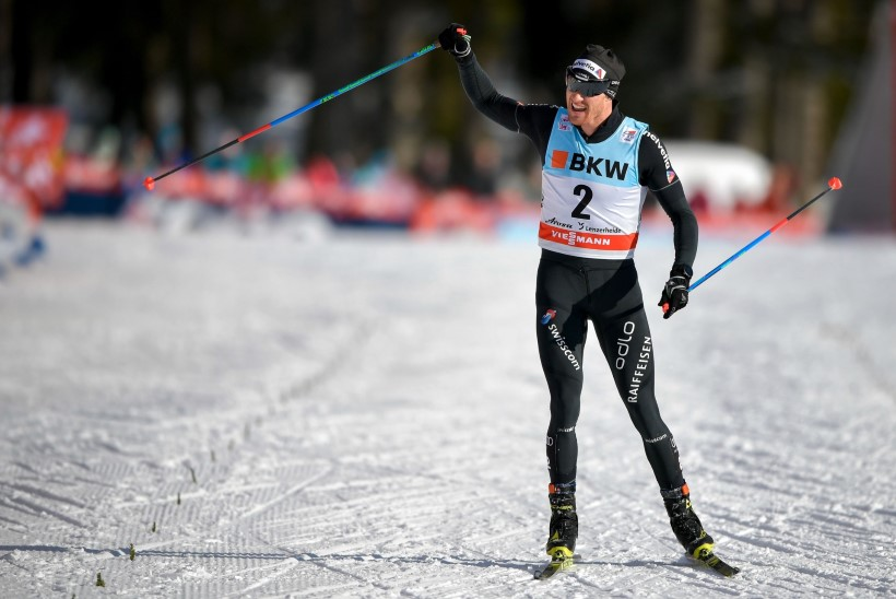 Cologna saavutas Tour de Skil ajaloolise võidu, Tammjärv teenis tublisti punktilisa