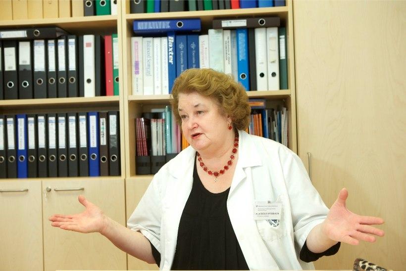 Emeriitprofessor Hele Everaus: praegu tõmmatakse erinevatele pensionäridele kriips vahele