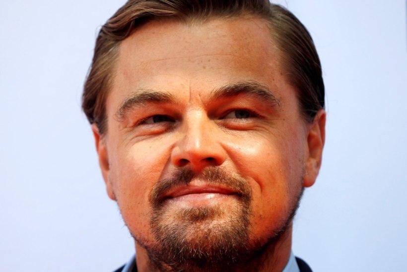 43aastase DiCaprio uusim südamedaam on 20aastane modell