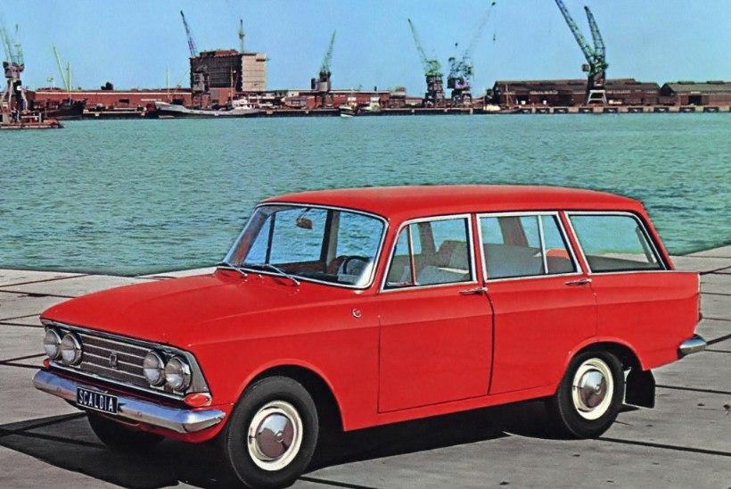 PÕNEV AUTOAJALUGU: 60 aastat universaalkerega autosid Venemaal. I osa