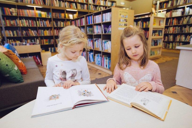 Lapsed lemmikraamatuid valima! Algas Nukitsa konkurss
