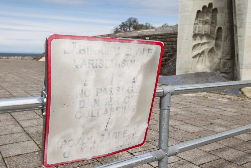 Maarjamäe memoriaali osalise lammutamise mõte kütab kirgi
