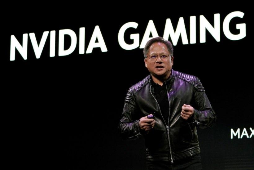 VIDEO | Nvidia tutvustas tehnoloogiamessil CES ülisuurt monitori