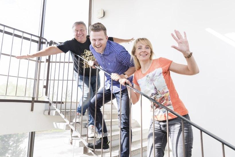 TV3 VIDEO | Milliste lubadustega alustavad uut aastat Star FMi hommikuprogrammi tegijad?