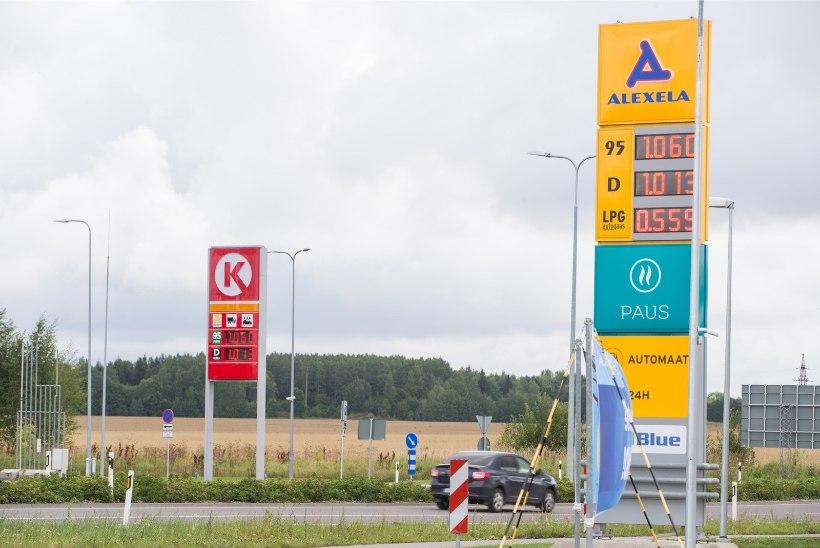 Kütusemüüja: kütusehind võib tänavu kerkida ka 1,6 euroni