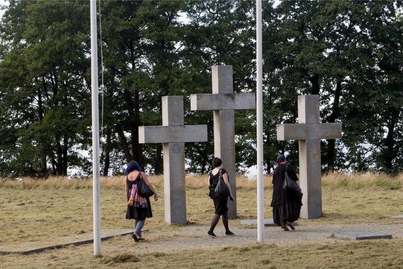 Maarjamäel leiti sadakonna Saksa sõduri säilmed