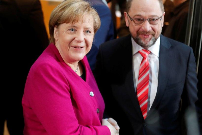 Angela Merkeli viimane võimalus