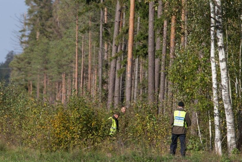 Metsa eksinud vanahärra jõudis otsingumeeskonnale enne surma teha neli telefonikõnet