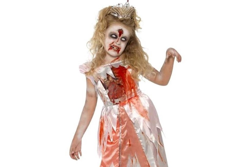 Kas see verine zombikleit viitab printsess Dianale?!