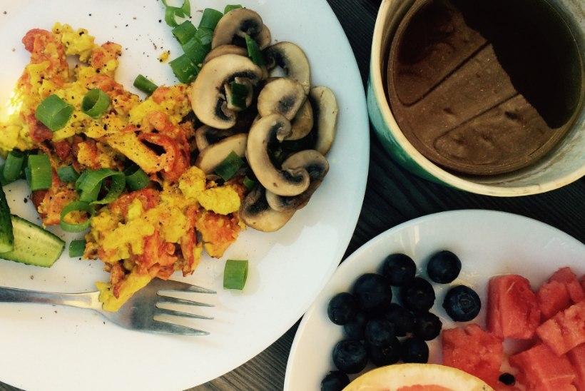 RETSEPT   Armastad hommikul süüa munaputru? Siis maitseb sulle kindlasti ka see alternatiiv!