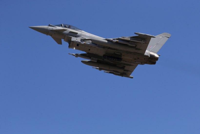 Hispaania leht: Eesti kohal raketi välja saatnud piloodile määrati miinimumkaristus