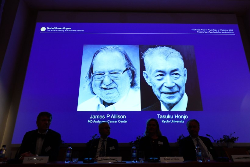 Nobeli meditsiiniauhinna pälvisid uudse vähiravi loojad