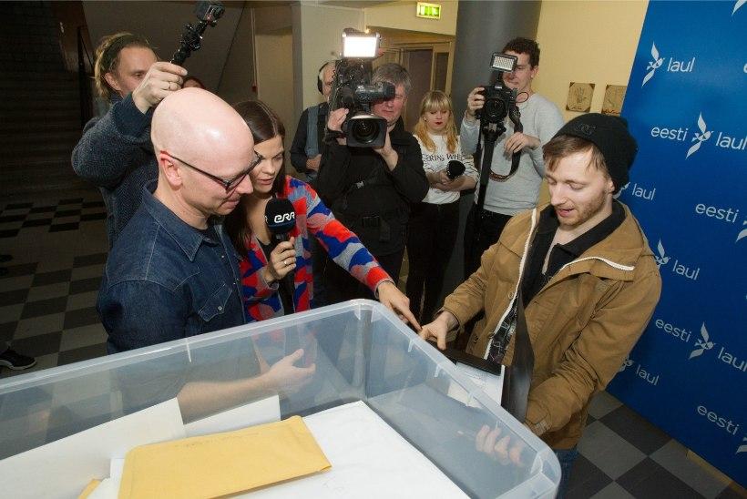 """Laulud teele! """"Eesti laul 2019"""" sai avapaugu: esmakordselt tuleb lood esitada veebikeskkonna kaudu"""
