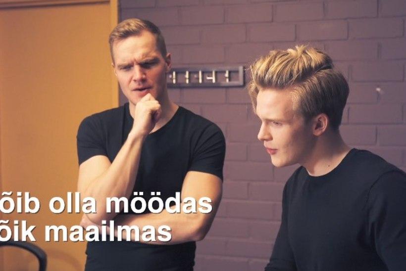 """TV3 VIDEO   Ott Lepland laulab Uudo Sepa """"Võitmatut"""", mis läbis Google'i tõlke"""