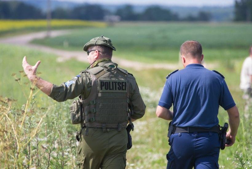 Vanad piirivalvespetsialistid tahavad sõjaväestatud piirivalve taastamist