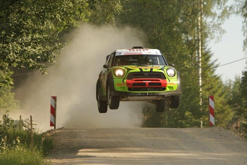 Saaremaa rallil kihutavad nädalavahetusel kaks WRC-autot