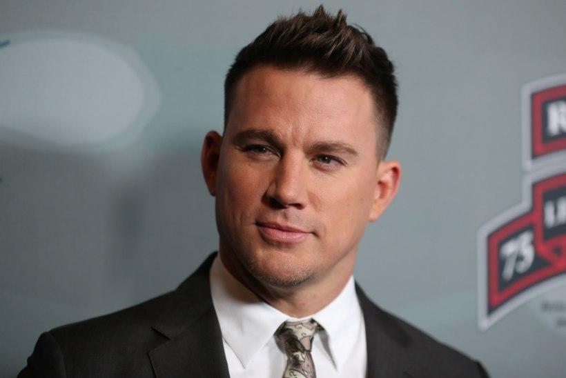 Channing Tatum nahistab kuulsa poplauljatariga