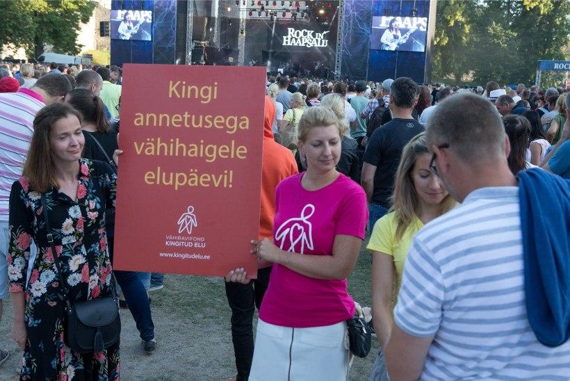 KINGI ELUPÄEVI! Vähiravifond saab erakordselt palju abitaotlusi