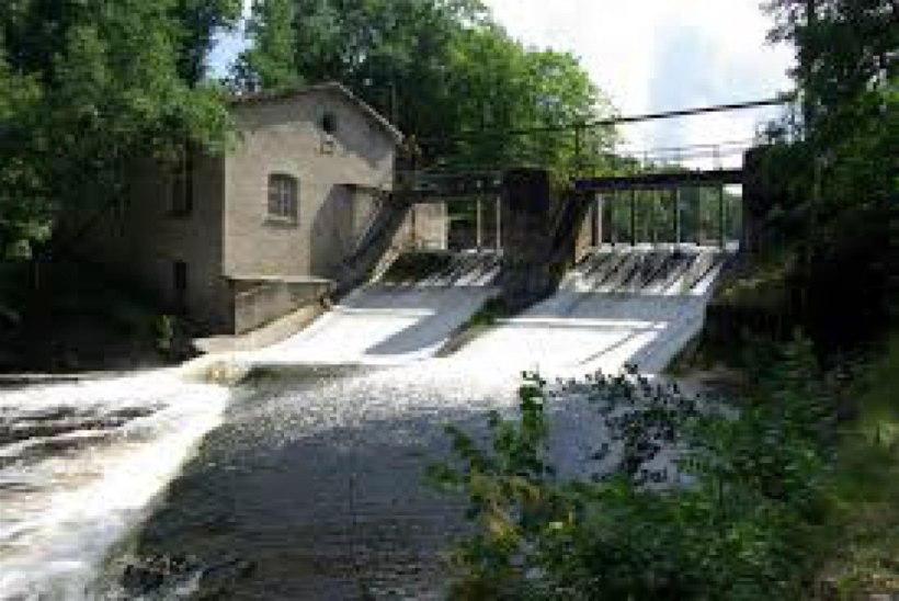 Riigikohus keelas Kunda ajaloolisel paisul hüdroenergia tootmise