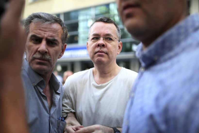 Reedel võidakse vabastada Türgis vahistatud USA pastor
