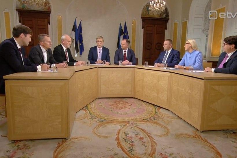 ANALÜÜS | Erakondade riigieelarve debatil domineerisid opositsiooni esindajad