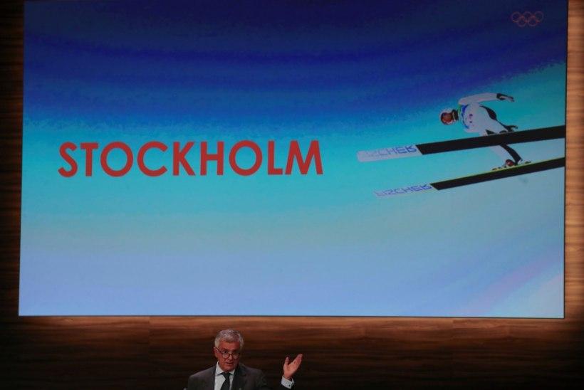 Stockholmi 2026. aasta taliolümpia kandidatuur sattus suurde ohtu