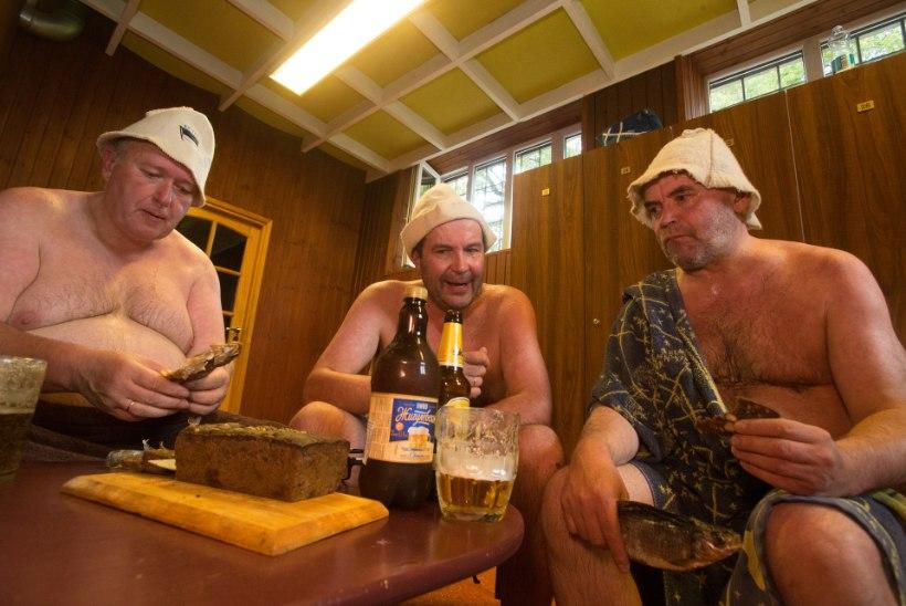Kalma saun: täiesti legaalne kaiff juba 90 aastat