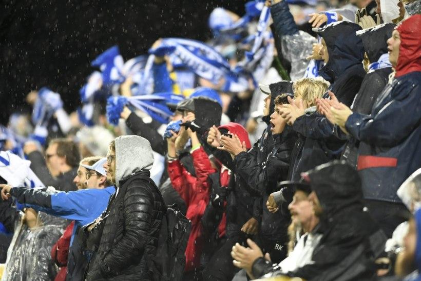 Soome politsei jalgpallimängu eel: eestlased on harjunud purjus soomlastega
