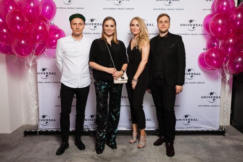 PEOGALERII | Vaata, kuidas peeti Universal Music Baltics suurejoonelist sünnipäeva!