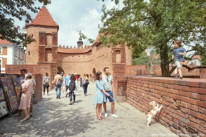 NAISTELEHT 55+ | 48 tundi Varssavis – iidses kuningate linnas