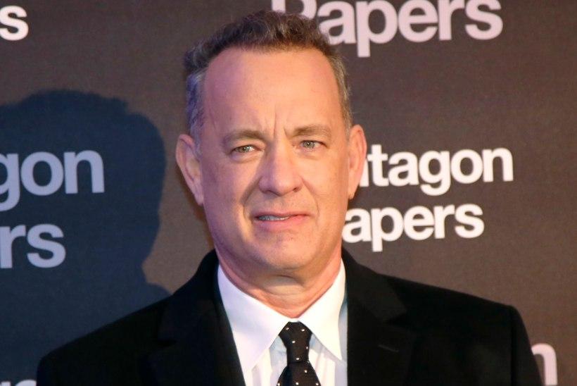 Tom Hanksi uue filmi võtetel kukkus trupiliige rõdult alla