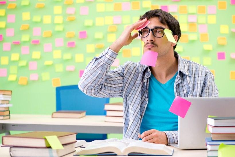 LOETU EI PÜSI MEELES? Teadlased leiutasid mälu turgutava kirjatüübi