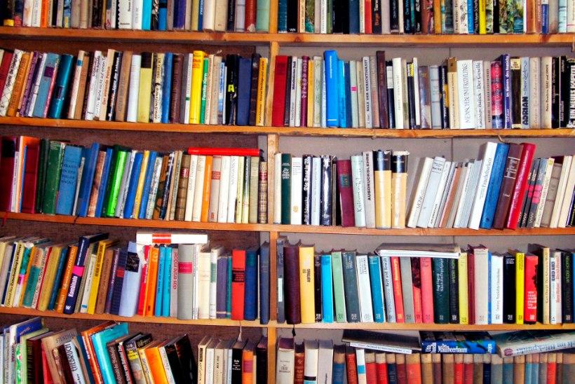 UHKE TULEMUS: Eesti kodudes on üleilmse uurimuse andmeil kõige rohkem raamatuid!