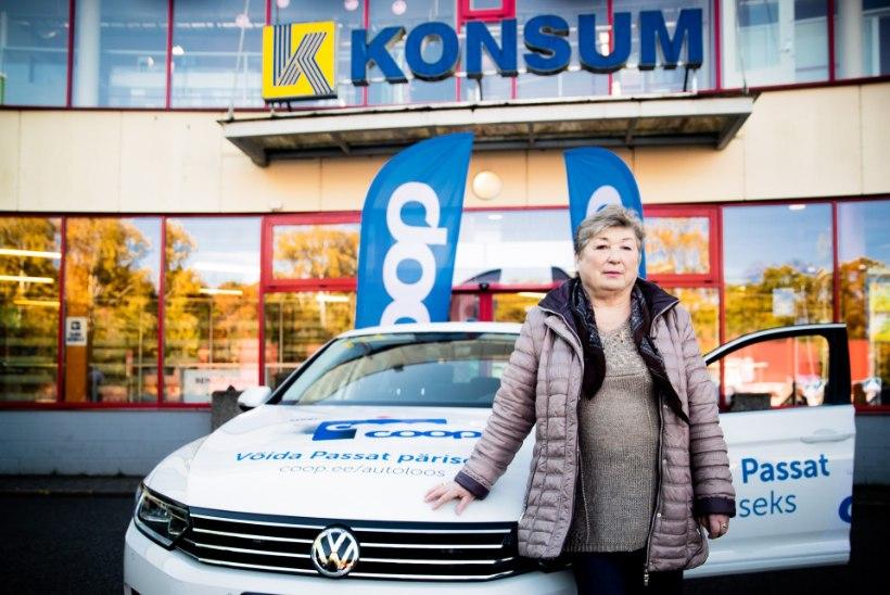 VIDEO   COOPi autoloosi võitnud pensionär: kui mulle helistati, arvasin, et olen poele võlgu jäänud!
