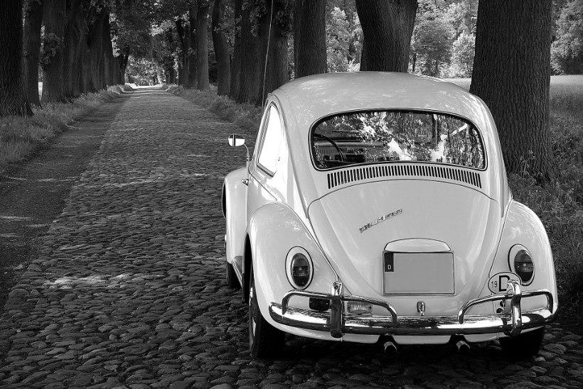NAGU AJAKAPSLIST: 1964. aasta VW Põrnikat müüakse miljoni dollariga!